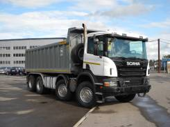 Scania P400. 8X4 самосвал 2015, 13 000куб. см., 30 000кг., 8x4