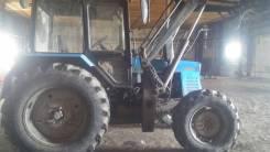 """МТЗ 892.2. Трактор """"Беларус"""" мтз-892.2 с пф-1, 90 л.с."""