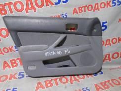 Обшивка двери передняя левая Toyota Vista