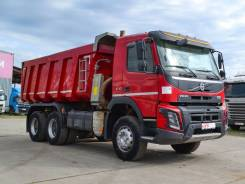 Volvo. Грузовой самосвал FMХ-Truck 6X4 2014 г/в, 12 777куб. см., 26 752кг., 6x4