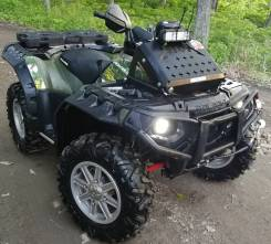 Polaris Sportsman 850, 2014