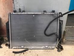 Радиатор охлаждения двигателя. Mercedes-Benz S-Class, C140, V140, W140 M119
