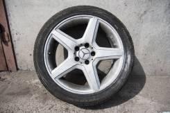Литой диск Mersedes-Benz с шиной Nokian Hakka Black 235/45R18 98W