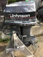 Продам лодочный мотор Jonson 90 л. с , с дистанцией