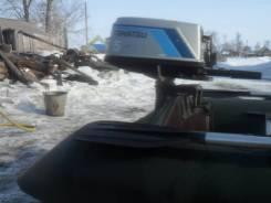 Продам лодочный мотор - лодку 300