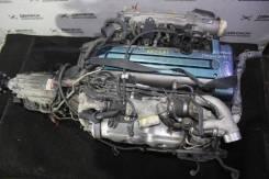 Двигатель + КПП Toyota 2JZ-GTE SWAP / свап комплект | Гарантия