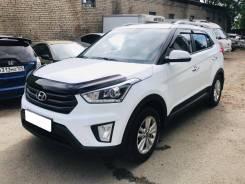 Аренда прокат Hyundai Creta 2018 г левый руль недорого