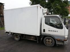 Mitsubishi Fuso Canter. Mitsubishi Canter, 2 835куб. см., 1 500кг., 4x2