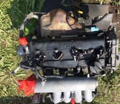 Двигатель в сборе. Nissan X-Trail, NT30 QR20DE
