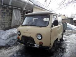 УАЗ 39094 Фермер. Продам УАЗ-фермер 4WD, 2 400куб. см., 1 000кг., 4x4