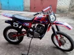 CZ 500, 1989