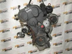 Контрактный двигатель BKD 2,0TDI Audi A3 VW Touran Golf Skoda Octavia