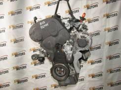 Контрактный двигатель Фольксваген Гольф Джетта Туран 2,0 TDI BKD