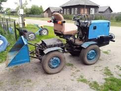 Самодельная модель. Трактор, 10 л.с.