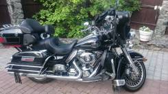 Harley-Davidson Electra Glide Ultra Classic, 2009