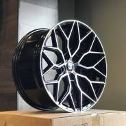 "Новые KOKO SL507 (Design Vossen HF-2) 19"" 5x120 Gloss Black FACE"