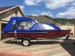 Продам катер-водомёт с телегой