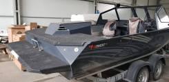 Продам катер Росомаха 5800 с телегой
