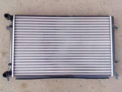 Радиатор охлаждения двигателя. Volkswagen Passat, 3C2, 3C5 Skoda Octavia, 1Z3, 1Z5 AXX, AXZ, BKC, BKP, BLF, BLP, BLR, BLS, BLV, BLX, BLY, BMA, BMB, BM...