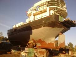 Продам экспедиционное судно морского класса