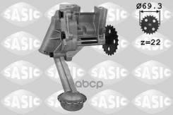 Насос Масляный Dacia Dokker (-2013) Logan I (-2013) Logan Ii (-2013) Lodgy (-2013) Sandero I (-2 Sasic арт. 3654010