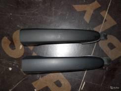 Ручка двери наружная правая Hyundai Accent 3