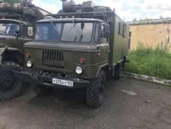 ГАЗ 66. Продам Газ 66 фургон, 4 500куб. см., 3 000кг., 4x4