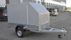 Продам автоприцеп ССТ 7132-02С высокий тент