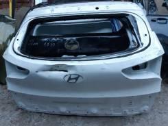 Дверь багажника. Hyundai Tucson, TL Двигатели: D4HA, G4FD, G4FJ, G4NA