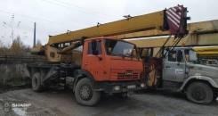 Углич КС-3577-3К. Продается автокран Камаз. Под заказ