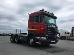Scania R500. , 6X4, ID318801, 16 000куб. см., 6x4