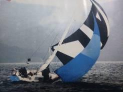 Продается деревяная яхта. Длина 9,00м., 1986 год год