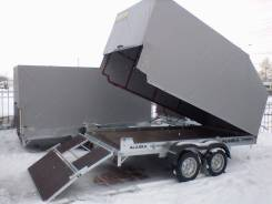 Прицеп Аляска Скала 3.5 м