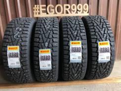 Pirelli Ice Zero. Зимние, шипованные, 2018 год, без износа, 4 шт