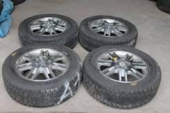 Dunlop DSX. зимние, без шипов, 2005 год, б/у, износ 20%