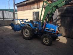 Iseki. Продам мини трактор исеки, 24 л.с.