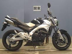 Suzuki GSR 400, 2007