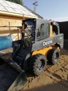 John Deere 318D. Продам мини погрузчик джон дир, 800кг., Дизельный, 0,50куб. м.