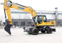 XCMG XE210. Экскаватор колесный WA ! Лучшие ЦЕНЫ !, 0,86куб. м.