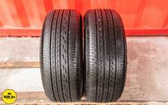 1163 Разнопарка Bridgestone Regno GR-XI / GR-XT Б/П по РФ ~6mm, 215/55 R16. летние, 2014 год, б/у, износ 10%