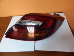 Фонарь Opel Insignia 2013-2015 [23160566], правый задний