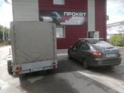 Прицеп для легкового автомобиля в прокат