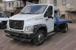 ГАЗ ГАЗон Next. Автоэвакуатор ГАЗон Некст Сити с подъемно-сдвижной платформой, 4 430куб. см., 4 420кг., 4x2