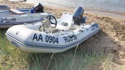 Продается лодка BRIG Falcon F330