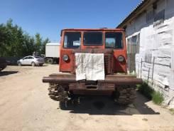 АТЗ ТТ-4. Трактор