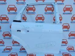 Дверь Ford Focus 2 2008-2010, правая задняя