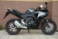 Motoland CBR 250. 250куб. см., исправен, птс, без пробега