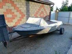 Продам лодку Крым с водомётом