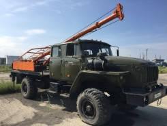 Стройдормаш БКМ-515А. УРАЛ БКМ 515А