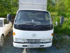 Toyota Dyna. Продам грузовик Тойота-Дюна. 4ВД., 3 000куб. см., 1 500кг., 4x4